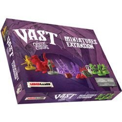 Vast: The Crystal Caverns [2nd Edition] - Miniatures Expansion