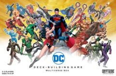 Dc Comics - Deck Building Game Multiverse Box