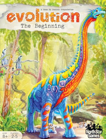 EvolutionThe Beginning