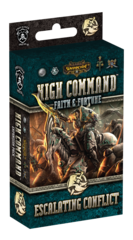Warmachine: High Command Faith & Fortune: Escalating Conflict Expansion