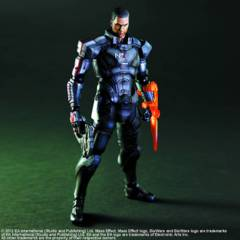 Shepard Mass Effect Figure