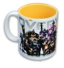 Coffee Mug: 20oz Overwatch