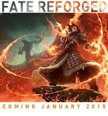 MTG FATE REFORGED BOOSTER PACK