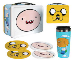 Adventure Time Gift Box Set