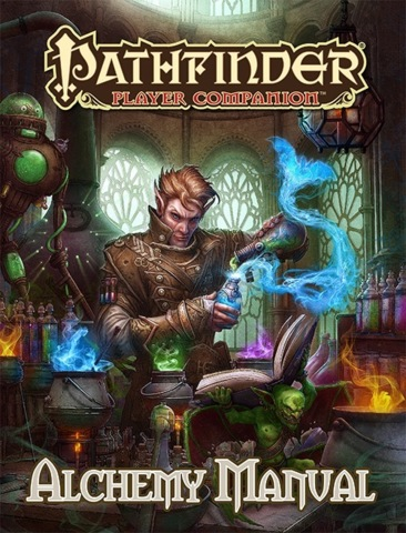 Pathfinder Player Companion: Alchemy Manual