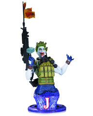 The Joker Bust - Night Vision Soldier