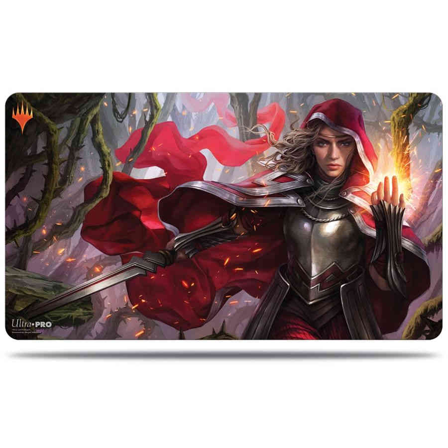 Ultra Pro- MTG playmat: Throne of Eldraine V1