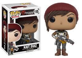 Games Series - #115 - Kait Diaz (Gears of War)