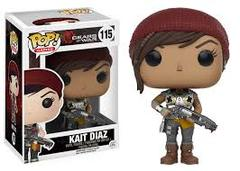 Games Series - #115 - Kait Diaz (Gears of War)