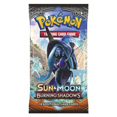 Pokemon Sun & Moon: Burning Shadows Booster Pack