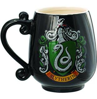 Harry Potter - Ceramic Slytherin Mug