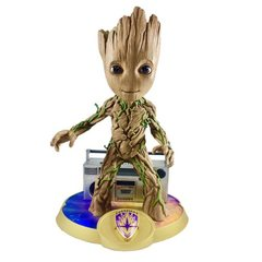 Marvel Guardian of the Galaxy - Groot Keychain & Holder
