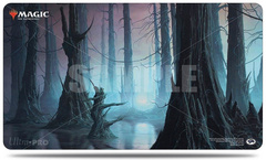Magic 24 x 13.5 Black Mana Play Mat
