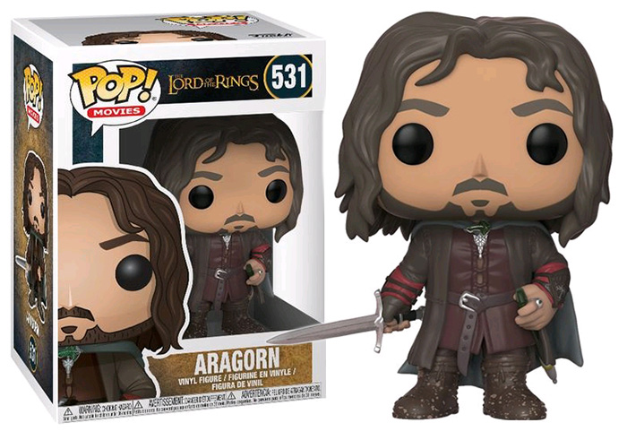 Pop! Movie:Lord of The Rings-Aragorn
