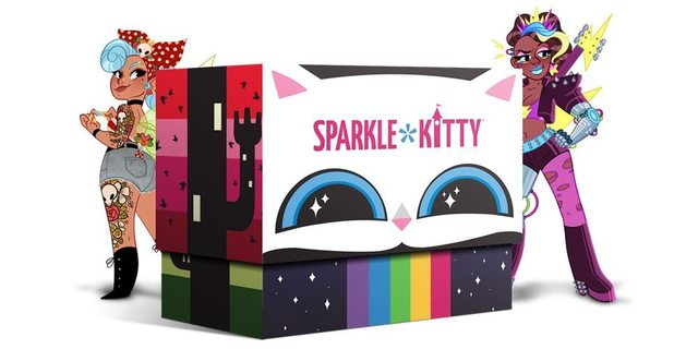 Sparkle Kitty