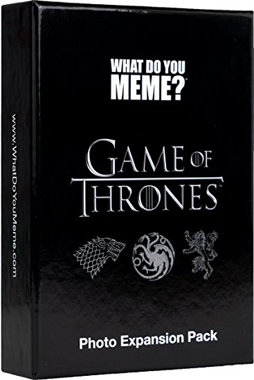 What do you meme ? Game of Thrones