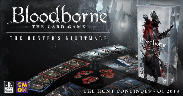 BLOODBORNE- The Hunters Nightmare