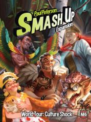 Smash Up- World Tour: Culture Shock Expansion