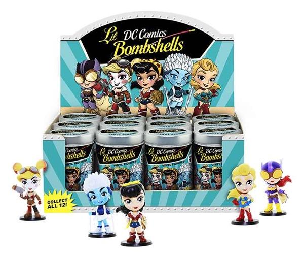 Lil DC Comics DC Bombshells Serie 2
