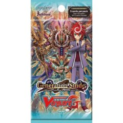 Vanguard G-BT01 Generation Stride Booster Pack