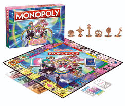 MONOPOLY-Sailor Moon