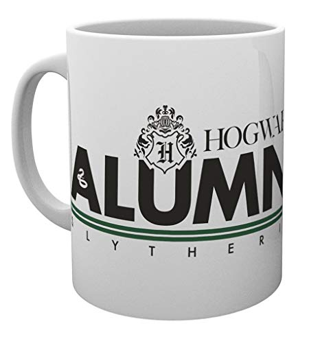 Harry Potter Mug- Hogwarts Alumni: Slytherin