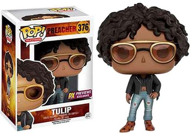 Preacher PoP! 376 Tulip (Exclusive)