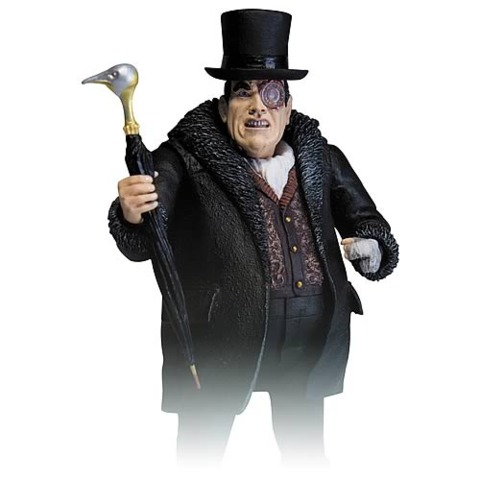 Batman Arkham City Series 3 Penguin Action Figure