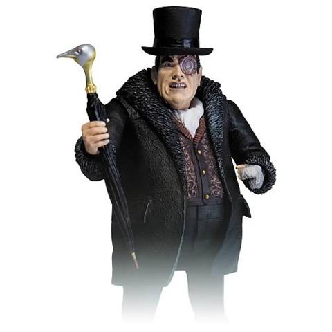 Batman Arkham City Series 3 Penguin Action Figure