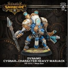 CYGNAR DYNAMO CHAR HVY WARJACK BOX