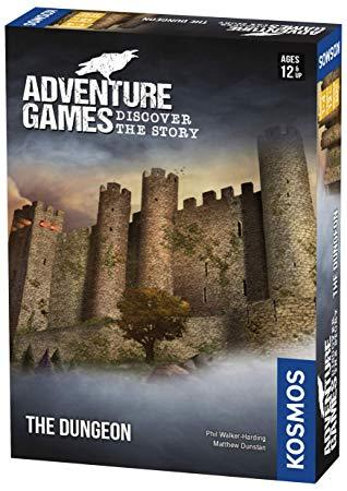 Adventure Games-Discover the Story: The Dungeon