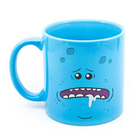 Coffee Mug: 20oz Rick And Morty: Mr.Meeseeks