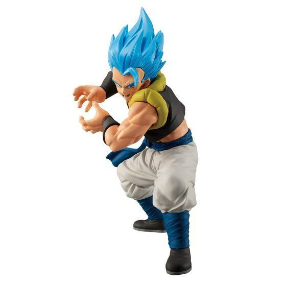 Dragon Ball Styling: super saiyan god super saiyan gogeta
