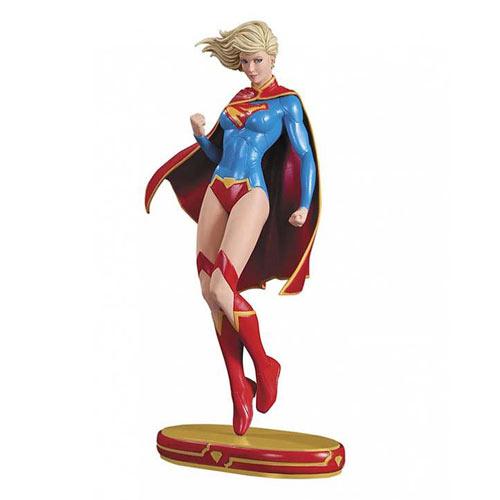 DC Comics Cover Girls Supergirl Statue
