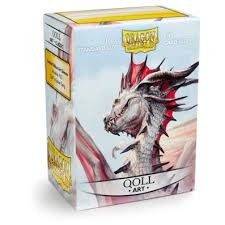 Dragon Shield Art box of 100: Qoll