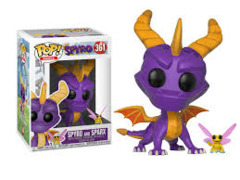 POP! Games: Spyro and Sparx 361