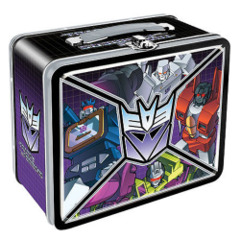 Tranformers Lunch Box (Decepticons)