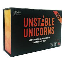 Unstable Unicorns- NSFW