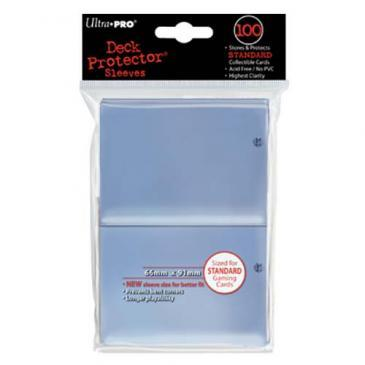 Ultra Pro Standard Sleeves - Clear (100ct.)