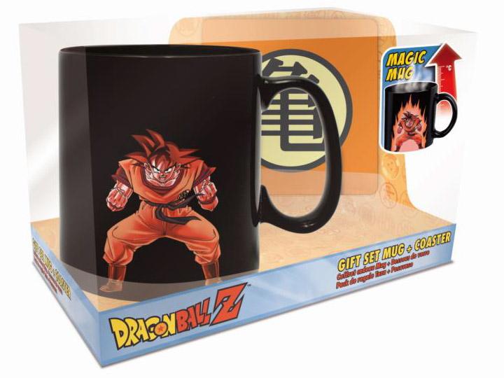 Gift Set Mug-DBZ Magic Mug
