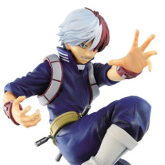 Banpresto Figure Colosseum: My Hero Academia- Todoroki