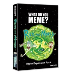 What do you Meme ? Rick And Morty expansion pack