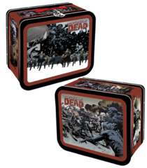 Walking Dead Lunch Box
