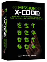 Mission: X-Code