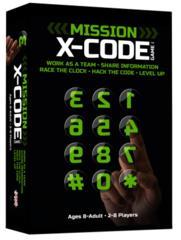 Mission: X-Code