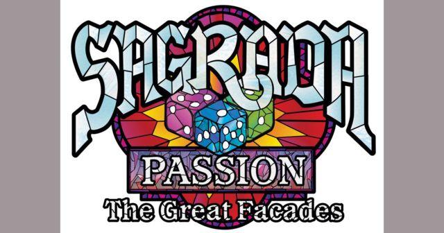 Sagrada Passion: The Great Facades