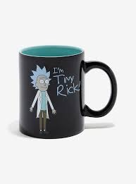 Rick and Morty 11oz Coffee Mug