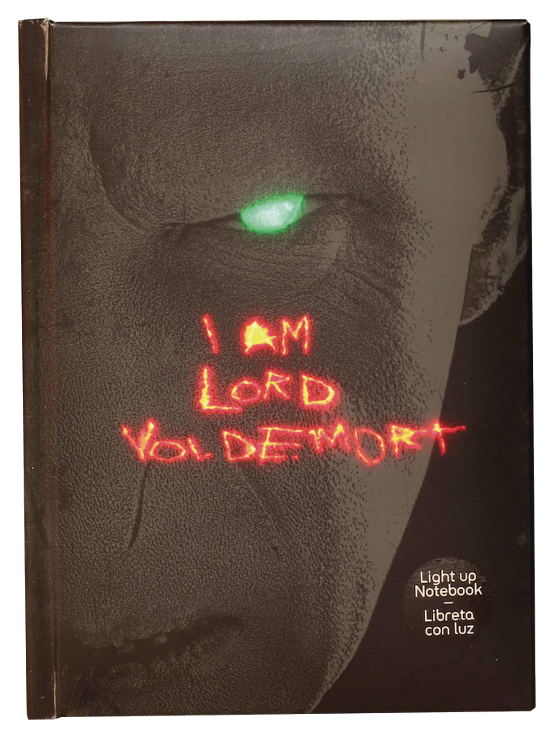 Harry Potter - Voldemort: Light Up Notebook