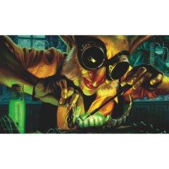 Artists of Magic Premium Playmats: GOBLIN ENGINEER w/Artwork by SCOTT MURPHY