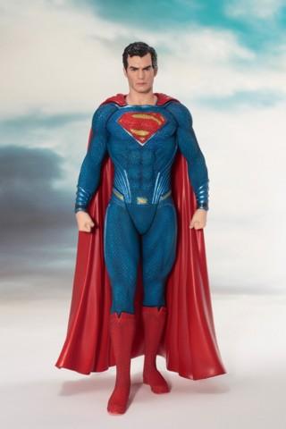 Justice League Superman Kotobukiya